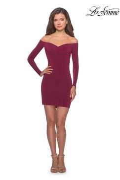 La Femme 28212 Dress