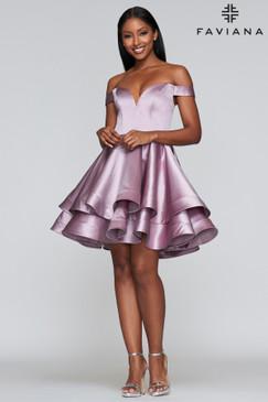 Faviana S10364 Dress