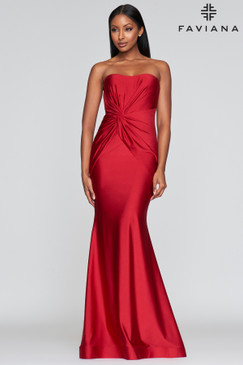 Faviana S10381 Dress