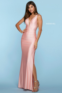 Sherri Hill 53597 Jersey Dress