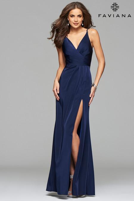 8cecb9ade3d4 Faviana 7755 Dress