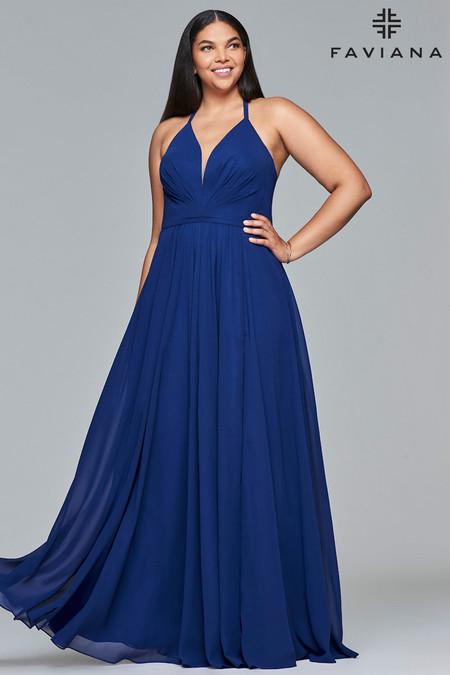 Faviana 9397 Plus Size Dress