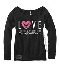 Air Force Love Overcomes Shirt