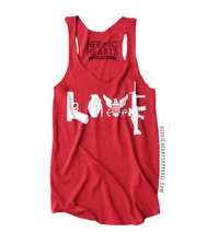 Navy LOVE Weapons Shirt