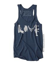 Air Force LOVE Weapons Shirt