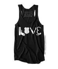 LEO Love Weapons Gear Shirt