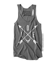 Air Force Love Arrows Shirt