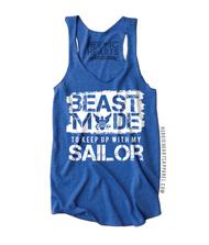 Beast Mode to Keep Up With My Sailor Shirt