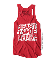 Beast Mode to Keep Up With My Marine Shirt