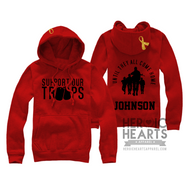 Custom Red Friday Hoodie