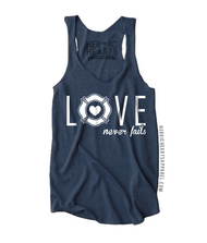 Firefighter Love Never Fails Shirt