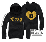 Army Heart Emblem Shirt