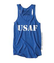 Basic USAF Stencil Top