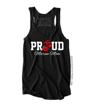 Proud Marine Mom EGA Top