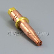 SC12 Size 0 Acetylene Cutting Tip fit Smith Torch