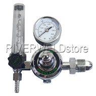Argon Regulator USA Standard Outside Thread : CGA 580
