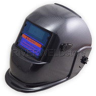 Welding Helmet & Grinding Helmet  Solar Cells & Replaceable Battery