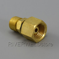 TIG Welding Torch Fitting M141.5 To M161.5 Transition Connector