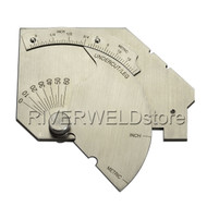 Bridge cam Gage Welding Inspection Gauge