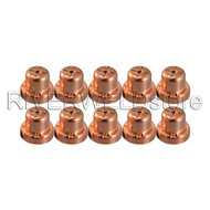 50Amp Plasma Tips Nozzles Fit JG-50 SP-40 APC-50 PT-51 Plasma Cutter Torch,10PK
