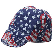 Fashion Style Welding Cap Of Colorful Flag for Welders