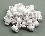 50 pcs Gas Diffuser for MB 24 KD MIG MAG Welding torch