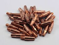 50pcs 1.0mm Contact Tip for MB24 MIG/MAG Welding Torch