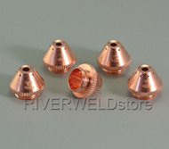 9-8256 120Amp Shield Cap Fit For Thermal Dynamics SL100 Plasma Cutter Torch ,5PK