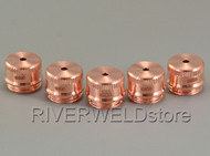 5pcs 9-8245 Shield Cup 40A Fit For Thermal Dynamics SL60/SL100  Plasma Cutter Torch