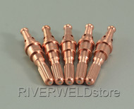 5pcs 9-8232 Electrode Fit For Thermal Dynamics SL60/SL100  Plasma Cutter Torch