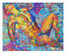 Shop for Gay MAle Art Euphoric Paroxysm a limited edition print by San Francisco artist Donald Rizzo. Donald Rizzo paints kaleidoscopic visions of vibrant colors.