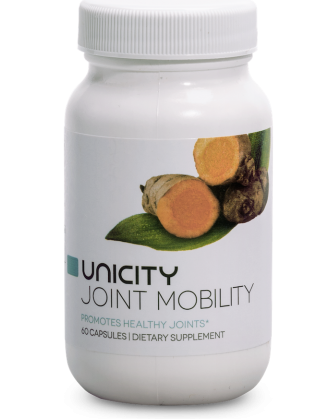 Uicity Joint Mobility 60 Capsules