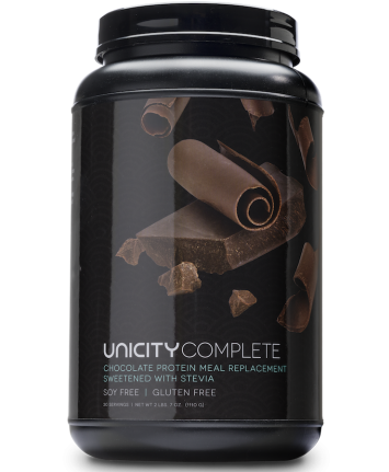 Unicity Complete Chocolate with Stevia