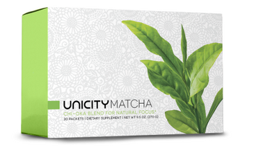 Unicity Matcha for Natural Focus