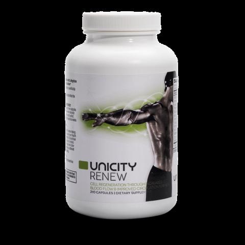 Unicity Renew for Men 210 Capsules