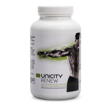 Unicity Renew for Men 210 Capsules