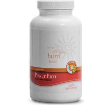 Unicity Power Burn 180 Capsules