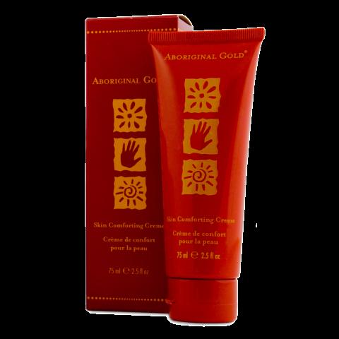 Unicity Aboriginal Gold Skin Comforting Cream 2.5oz