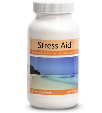 Unicity Stress Aid 60 Capsules