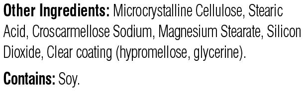Unicity Women's Formula Plus  Ingredients 60 Capsules