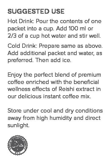 Unicity Core Bio Reishi Coffee