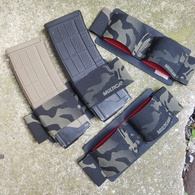 SPD Pack Insert Magazine Provisions (P.I.M.P.) Double AR Slots