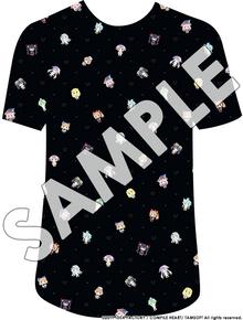 Nep Pixel Shirt (Black)