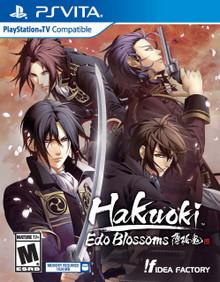 Hakuoki: Edo Blossoms Standard Edition