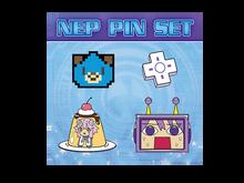 Nep Pin Set