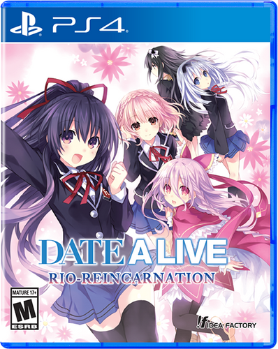 DATE A LIVE: Rio Reincarnation Standard Edition