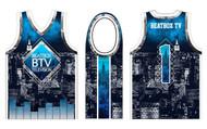 BTV New York Skyline Basketball Jersey