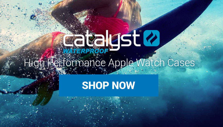 Catalyst Waterproof Series