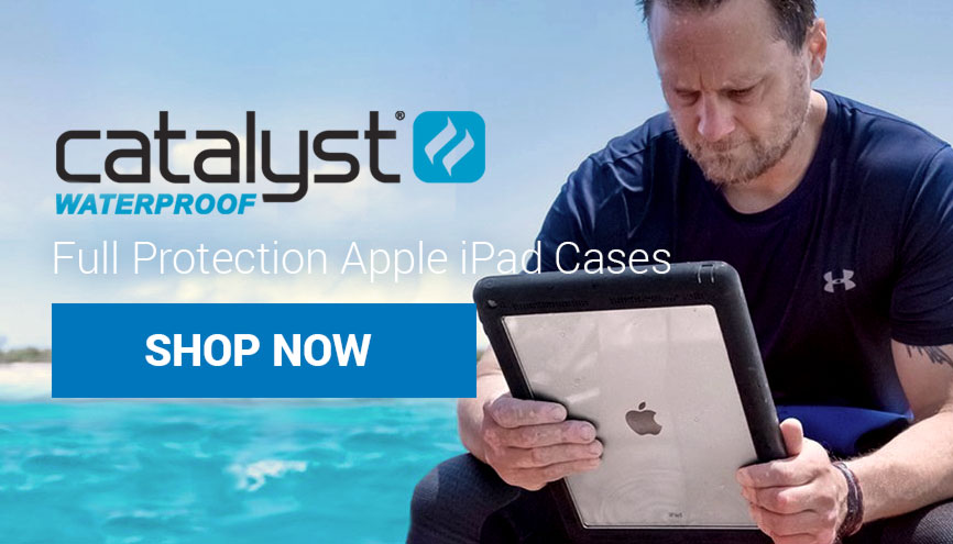 Catalyst Waterproof Series for iPad