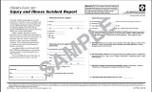 Injury & Illness Incident Report OSHA Form 301